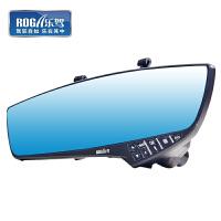 【本周特惠】乐驾LX21 后视镜行车记录仪 高清夜视带蓝牙 可选双镜头