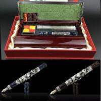 pimio 毕加索88系列 14K金笔蓝色/灰色 钢笔 墨水笔 珍藏礼品商务礼品笔 精美礼盒装