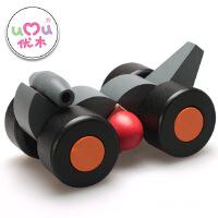 扣扣百变积木战车舰队机器人恐龙3岁男孩拼插拼装拆装儿童玩具
