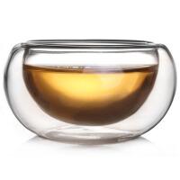 [当当自营]Vatiri 双层耐热玻璃品茗杯80ml六件套 VDC0002