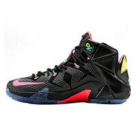 Nike高端篮球鞋 LBJ12代 詹姆斯篮球鞋全配色707781-006