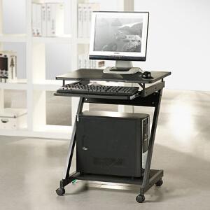[当当自营]好事达 电脑台Z型3315-2黑 台式电脑桌子 优品优质