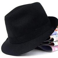 韩版时尚休闲潮流户外男女款 男式 小礼帽 帽子