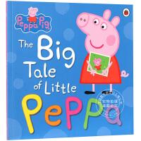 [现货]Peppa Pig: Little  (Picture Book) 中文译名:小猪佩奇 粉红猪小妹 小猪佩佩