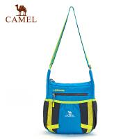 camel骆驼户外斜挎包 男女通用简约休闲户外单肩斜挎手提两用包