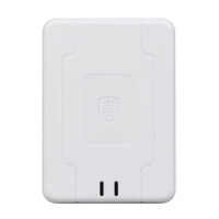 【当当自营】 POWERQUEEN电母 盒电站系列PQ001 10400mAh 安全型移动电源 充电宝 白色