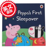 [现货]小猪佩奇 小猪佩佩 粉红猪小妹 Peppa Pig: Peppa's Sleepover 到别的小孩子家去过夜