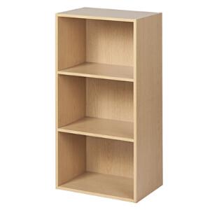[当当自营]好事达 三空柜 9397 书架书柜 收纳储物柜子 优品优质