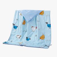 当当优品家纺  全棉印花水洗夏凉被 空调被 午睡被 150*200cm 多花型可选
