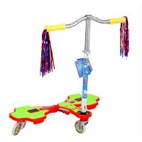 儿童踏板车   新款   时尚可爱蛙式车 扭扭摇摆滑板车   儿童三轮滑板车