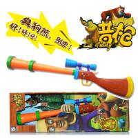 儿童熊出没玩具熊出没电锯光头强电锯 光头强玩具套装玩具枪