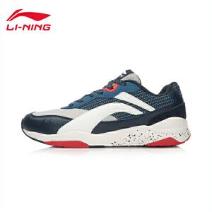 李宁男子运动生活系列经典休闲鞋运动鞋ALCL071