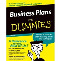 Business Plans for Dummies  傻瓜书-商业计划
