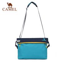 camel骆驼男女款斜单肩挎包 15L
