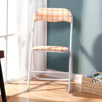 [当当自营]好事达 布面扇形折椅红色条纹7255-1 椅子 折叠餐椅