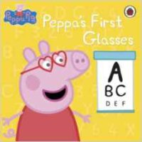 [现货]Peppa Pig: Peppa's First Glasses 中文译名:小猪佩奇 粉红猪小妹 小猪佩佩