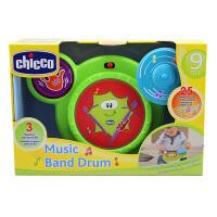 智高CHICCO模型欢乐鼓654612开心乐队鼓宝宝早教启智音乐玩具