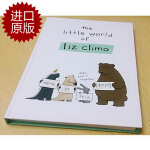 【预售】 你今天真好看英文原版 the little word of Liz Climo丽池克莱姆 正版精装! 出版社直发预计五月上旬到货!