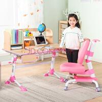 空大儿童学习桌椅套装可升降小学生课桌写字台儿童书桌