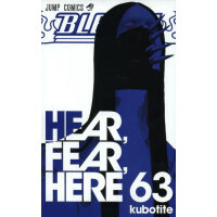 [现货]日版 BLEACH 63 死神 63 日文漫画