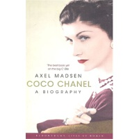 Coco Chanel A Biography 可可香奈儿传记  9781408805817 Axel Madsen 9781408805817