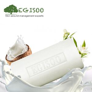 [当当自营]EGISOO御姬秀澳洲山羊奶手工皂100g 滋养嫩肤洁面皂 洗脸皂香皂