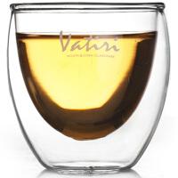 [当当自营]Vatiri EspressoP双层玻璃杯80ml两只装 VDC0004
