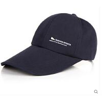 户外帽子 男士帽子 韩版太阳帽 户外运动棒球帽棉帽遮阳帽休闲帽