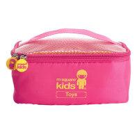 户外运动儿童多功能收纳包 出行旅游整理袋手提包玩具收纳数码包