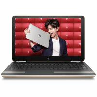 惠普(HP)15.6英寸Pavilion 15-AU164TX 轻薄便携笔记本电脑 香槟金 I5-7200U8G内存 256G SSD 固态硬盘GT940M 4G独显香槟金