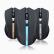 新品雷技I8无线鼠标 2.4g 游戏办公鼠标 多档变速 时尚档次滑鼠 适用笔记本台式机