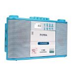 【当当自营】 熊猫(PANDA) F-233语言复读机收录机 u盘磁带MP3录音机转录机usb播放器播放机插卡学习机(蓝色)