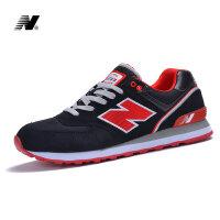 纽巴伦 新款百搭英伦休闲跑步鞋N字鞋nb男鞋nb女鞋情侣运动鞋nb574/374跑步鞋棒球系列M/WNB574SJK