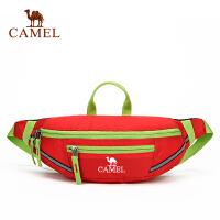 camel骆驼户外旅游织物腰包 男女通用四季3L容量腰包