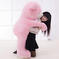 泰迪熊公仔布娃娃抱枕毛绒玩具熊大号抱抱熊玩偶七夕生日礼物女生