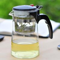 陶瓷故事玻璃茶具飘逸杯可拆洗内胆泡茶杯水杯茶壶办公杯700mlA