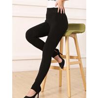 女款新款韩版时尚休闲保暖裤加绒加厚女式打底裤