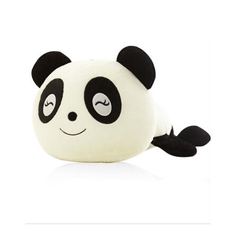 趴趴熊猫公仔可爱熊毛绒玩具