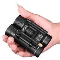 迷你双筒望远镜高倍高清微光夜视非红外1000倍军袖珍望眼镜