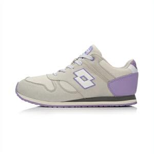 乐途LOTTO女子复古经典跑步鞋运动鞋ERCL008