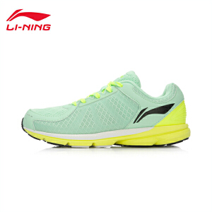 李宁女子赤兔智能跑鞋轻便耐磨防滑轻质跑步鞋跑步运动鞋ARBK086