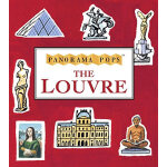 The Louvre: A 3D Expanding Pocket Guide 卢浮宫(立体书)ISBN9780763675066