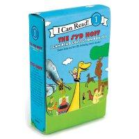 [现货] I Can Read Level 1 第一阶段盒装 汪培�E书单 12本 原装附音频2CD 英文绘本 儿童书4-8岁 专业音频出版 儿童畅销英语学习书 正版CD音频 套装