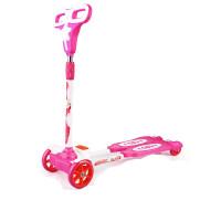 卡丁熊四轮多彩蛙式儿童滑板车滑行踏板车摇摆活力剪刀车童车