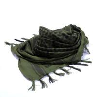 方巾头巾战术围巾男女士户外防风保暖百变魔术围脖纯棉加厚