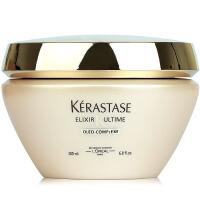 Kerastase/卡诗 菁纯润泽发膜200ml 进口专业洗护发 神仙金油发膜 全面修复受损护发素