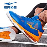 鸿星尔克篮球鞋新品男款训练气垫减震篮球战靴耐磨运动鞋