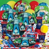 孩派 小孩派对用品 儿童派对装饰布置 生日装扮用品 托马斯主题