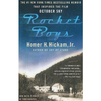 ROCKET BOYS(ISBN=9780385333214)