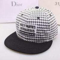 棒球帽街舞帽女士休闲嘻哈帽子韩版男士平沿帽户外潮帽太阳帽